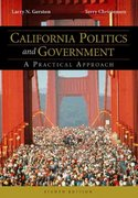 California Politics and Government 8th edition 9780534630812 0534630812
