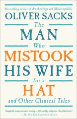 The Man Who Mistook His Wife For A Hat 0 9780684853949 0684853949