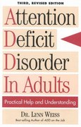 Attention Deficit Disorder in Adults 3rd edition 9780878339792 0878339795
