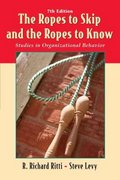 The Ropes to Skip and the Ropes to Know: Studies in Organizational Behavior 7th edition 9780471736462 0471736465