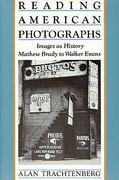Reading American Photographs 1st Edition 9780374522490 0374522499