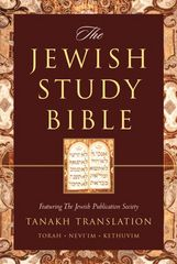 The Jewish Study Bible 1st Edition 9780195297546 0195297547