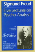 Five Lectures on Psycho-Analysis 0 9780393008470 0393008479