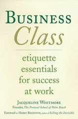 Business Class 1st Edition 9780312338091 0312338090