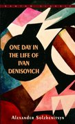 One Day in the Life of Ivan Denisovich 1st Edition 9780553247770 0553247778