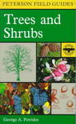 A Field Guide to Trees and Shrubs 2nd Edition 9780395353707 039535370X
