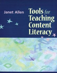 Tools for Teaching Content Literacy 0 9781571103802 1571103805