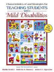 Characteristics of and Strategies for Teaching Students with Mild Disabilities 5th Edition 9780205457649 0205457649
