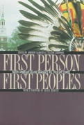 First Person, First Peoples 1st Edition 9780801484148 0801484146