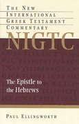 The Epistle to the Hebrews 0 9780802824202 080282420X