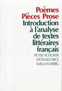 Pomes, Pices, Prose 1st Edition 9780195016437 0195016432
