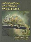 Operating Systems Principles 1st edition 9780130266118 0130266116