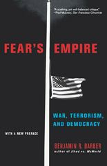 Fear's Empire 0 9780393325782 0393325784