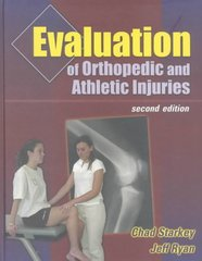 Evaluation of Orthopedic and Athletic Injuries 2nd edition 9780803607910 0803607911
