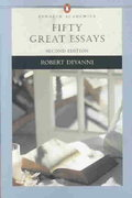 Fifty Great Essays 2nd edition 9780321261625 0321261623