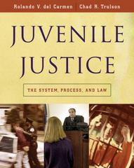 Juvenile Justice 1st edition 9780534521585 0534521584