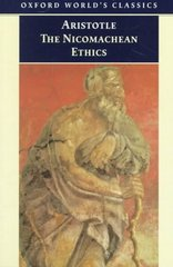 The Nicomachean Ethics 1st Edition 9780192834072 019283407X