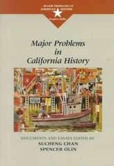 Major Problems in California History 1st edition 9780669275889 0669275883
