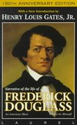 Narrative of the Life of Frederick Douglass 150th edition 9780440222286 0440222281