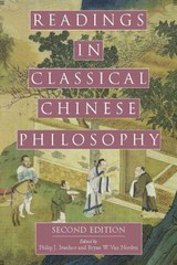Readings in Classical Chinese Philosophy 2nd Edition 9780872207806 0872207803