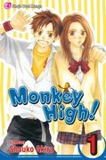 Monkey High!, Vol. 1 0 9781421515182 1421515180