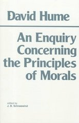 An Enquiry Concerning the Principles of Morals 1st Edition 9780915145454 0915145456