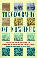 Geography Of Nowhere 0 9780671888251 0671888250