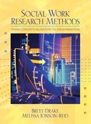 Social Work Research Methods 1st edition 9780205460977 0205460976
