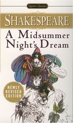 A Midsummer Night's Dream 2nd Edition 9780451526960 0451526961