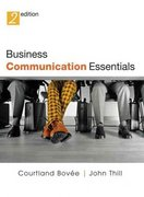 Business Communication Essentials 2nd edition 9780131472457 0131472453