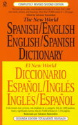 The New World Spanish-English, English-Spanish Dictionary 2nd Edition 9780451181688 0451181689