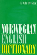 Norwegian-English Dictionary 0 9780299038748 0299038742