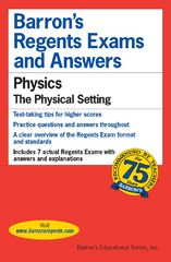 Regents Exams and Answers: Physics 2nd edition 9780812033496 0812033493