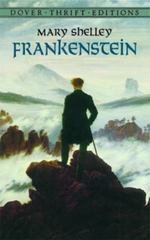 Frankenstein 1st Edition 9780486282114 0486282112
