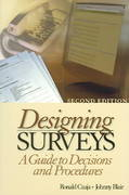 Designing Surveys 2nd Edition 9780761927464 0761927468