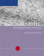 Learning and Using Geographic Information Systems: ArcExplorer Edition 1st edition 9780619217471 0619217472