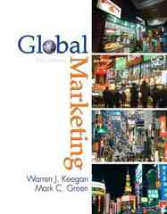 Global Marketing 5th edition 9780131754348 0131754343