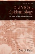 Clinical Epidemiology 3rd edition 9780195305234 019530523X