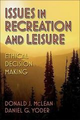 Issues in Recreation and Leisure 1st Edition 9780736043991 0736043993
