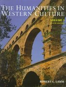Humanities In Western Culture, volume one 10th edition 9780697254276 0697254275