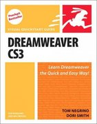 Dreamweaver CS3 for Windows and Macintosh 1st edition 9780321503022 0321503023