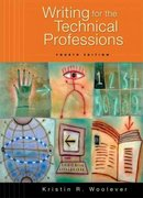 Writing for the Technical Professions 4th Edition 9780321477477 0321477472