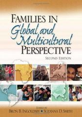 Families in Global and Multicultural Perspective 2nd edition 9780761928195 0761928197