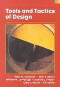 Tools and Tactics of Design 1st edition 9780471386483 0471386480