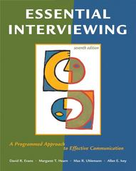 Essential Interviewing 7th edition 9780495095118 0495095117