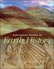 Laboratory Studies in Earth History 9th edition 9780073050720 0073050725