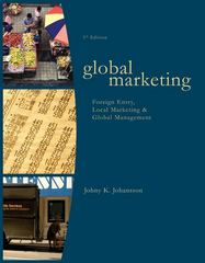 Global Marketing 5th Edition 9780073381015 0073381012