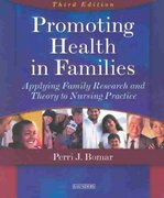 Promoting Health in Families 3rd Edition 9780721601151 0721601154