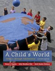 A Child's World 11th edition 9780073531977 0073531979