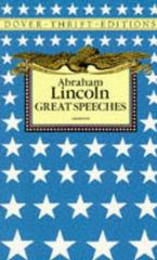 Great Speeches 1st Edition 9780486268729 0486268721